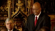 Jacob Zuma speech to MPs Jacob Zuma speech continues SOT Fifty years ago President Mandela and the late ANC President Oliver Tambo joked that one day...
