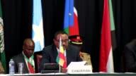 President of South Sudan Salva Kiir Mayardit President of Djibouti Ismail Omar Guelleh President of Uganda Yoweri Kaguta Museveni President of Kenya...