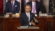 President tells Congress during annual speech that schools and employers are linking up