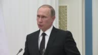 President Vladimir Putin said on Thursday that Russia had given prior information to the United States of the flight path of the plane downed by...