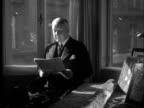 1936 -President Wilhelm Miklas, Franz Lehr