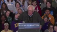 US presidential contender Bernie Sanders on Sunday criticized the campaign of his Democratic rival Hillary Clinton for its lack of energy saying his...