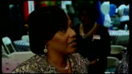 Barack Obama victory US Reaction Atlanta Rev Bernice King interview SOT my father was prophet / he saw well into future and saw this day coming /...