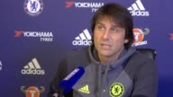 Press conference with Antonio Conte ahead of Chelsea's Premier League clash against Swansea