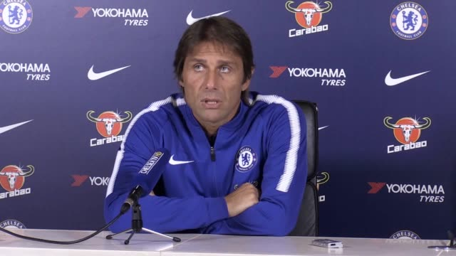 Press conference with Chelsea manager Antonio Conte he says Nottingham Forest are a great club with a great history and says Chelsea have a lot of...