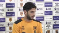 Press conference with Hull City defender Andrea Ranocchia ahead of the game away to Leicester City He talks about which managers most influenced his...