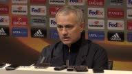 Press conference with Manchester United manager Jose Mourinho ahead of the FA Cup 5th round tie against Blackburn Rovers on Sunday Mourinho says he...