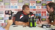Press conference with the head coach of Wigan Warriors Shaun Wane ahead of the match against Huddersfield Giants