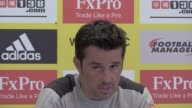 Press conference with Watford manager Marco SIlva who discusses his hopes for the start of the premier league as their new manager the importance of...