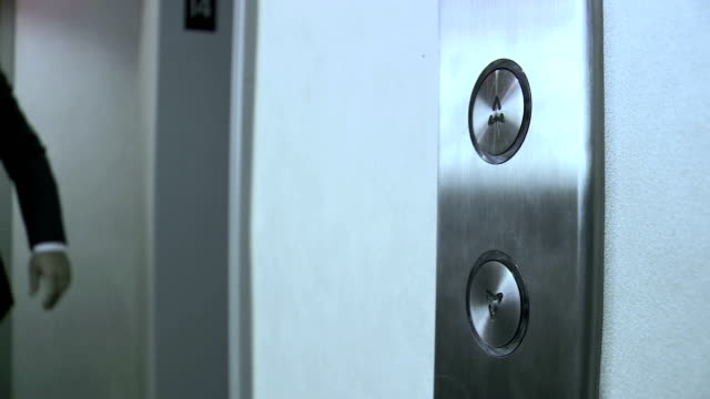 HD: Pressing The Elevator Button