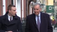 Pressure on Justice Secretary over prison overcrowding Pressure on Justice Secretary over prison overcrowding London EXT Jonathan Aitken along with...