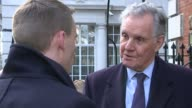 Pressure on Justice Secretary over prison overcrowding Pressure on Justice Secretary over prison overcrowding Jonathan Aitken interview SOT Various...