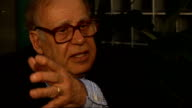 Pressure on Swiss banks INT Jean Ziegler interview SOT The Swiss banking oligarchy and government say tax collector is like a bandit and that it's...