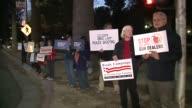 KTXL'Prevent Gun Violence' Protest in Sacramento