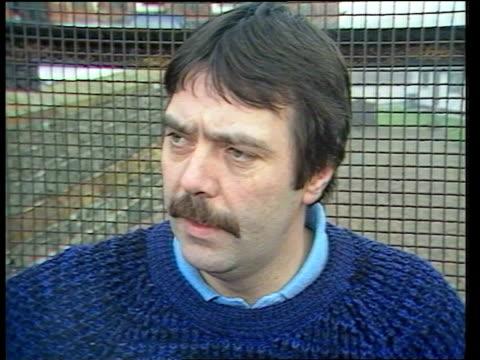 Prevention of terrorism act NORTHERN IRELAND MS Dermot Coyle Fionnuala Coyle towards TRACK BACKWARDS Gough Barracks MS Entance gates to Gough...
