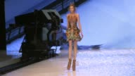 preview Alexander McQueen SS 10 on January 26 2011 in London England