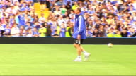 Preview of Roma vs Chelsea Champions' League match X11080801 London Stamford Bridge EXT Luiz Felipe Scolari at training session