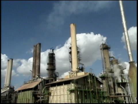 Prewar Iraq / WS Oil refinery / Iraq