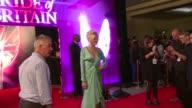 Celebrity arrivals and interviews More Adams interview SOT / Adams posing outside Pride of Britain awards / Pixie Lott into awards / Fleur East...