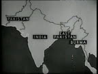 Prime Minister Clement Attlee emphasises continuity that he saw during his visit to recently independent states of Pakistan India and Burma Jan 53