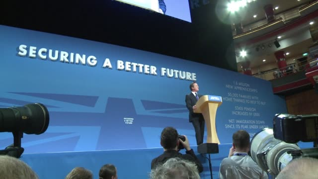 Prime Minister David Cameron detailed his plan for winning the 2015 general election Wednesday with a raft of measures designed to help struggling...