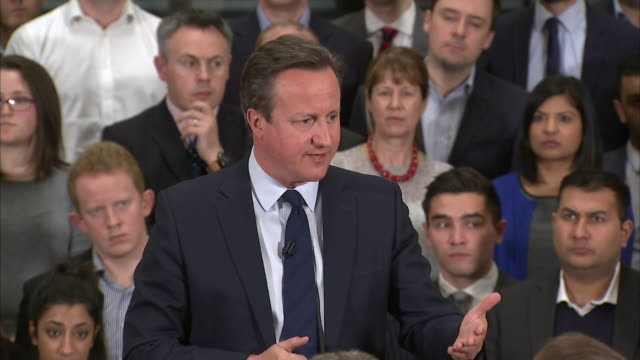 Prime Minister David Cameron saying more countries are now sharing tax information but there is 'more to do' in the wake of the Panama papers leak