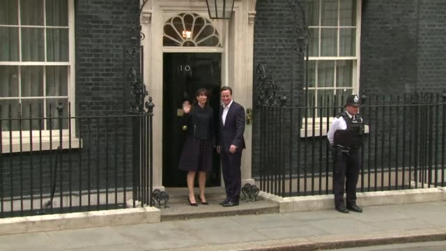 Prime Minister David Camerons Conservatives looked on course Friday for a surprise victory in Britains general election which could redefine the...