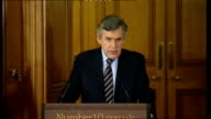 Prime Minister Gordon Brown press conference with EU Council President Herman van Rompuy Gordon Brown MP press conference SOT Today there are 239...