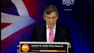 Prime Minister Gordon Brown speech and Q A It is the clear benefits of CCTV in fighting crime from terrorism down to antisocial behaviour which have...
