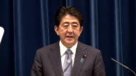 Prime Minister Shinzo Abe upheld Japan's past apologies over its wartime actions as 'unshakable' in a statement issued Friday to mark the 70th...