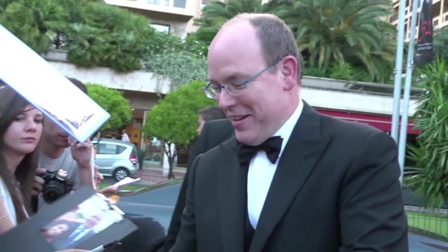 Prince Albert II of Monaco at 52nd Annual Monte Carlo Television Festival Prince Albert II of Monaco at 52nd Annual Monte Ca on June 12 2012 in...