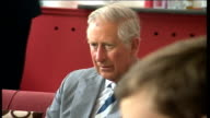Prince Charles and Duchess of Cornwall visit The Prince's Trust Chatham Centre ENGLAND Kent Chatham The Prince's Trust Chatham Centre EXT Prince...