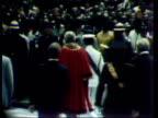 Prince Charles greets crowds during royal visit to Zimbabwe 1980s