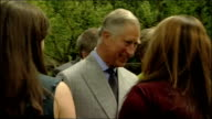 Prince Charles hosts reception and gives speech ENGLAND Gloucestershire Doughton Highgrove House PHOTOGRAPHY *** Prince Charles Prince of Wales...