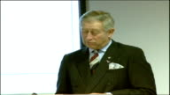 Prince Charles speech / Gordon Brown Social Responsibility Summit speeches That was when I initiated my Prince's Trust's Business Programme which...