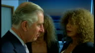 Prince Charles visits Great Ormond Street Hospital Various of Prince Charles chatting with two unidentified women in hospital corridor/ Prince...