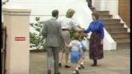 Prince George to go to a Montessori nursery in Norfolk AS160987015 / Kensington EXT Prince Charles Prince of Wales Princess Diana Princess of Wales...