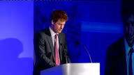 Prince Harry attends ceremony for WellChild Awards 2009 ENGLANDLondon InterContinental Park Lane Hotel INT Prince Harry speech SOT Most of the people...