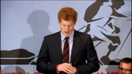 Prince Harry may join amputee soldiers' charity trek in Arctic Prince Harry speech SOT Thrilled to become patron of this expedition / This project...