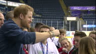 Prince Harry paid a visit to Nottingham his fifth in the last three years While there he looked in on work taking place at a social project his...