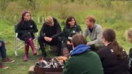 Prince Harry visits the Chatham Green Project a conservation project at the Wilderness Foundation charity in Chatham Green six miles north of...
