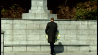 Prince William visits British Commonwealth War Graves cemetery and meets Japanese Emperor and Empress JAPAN Yokohama EXT Prince William Duke of...