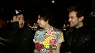 Prince's Trust annual comedy gala Interviews ENGLAND London Royal Albert Hall PHOTOGRAPHY *** The Midnight Beast British comedy music trio interview...
