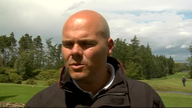 Prince's Trust Celebrity Golf interviews Neil Killeen interview SOT