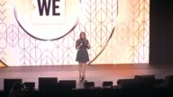 SPEECH Princess Beatrice on the WE movement being a force for good at WE Day UN at Madison Square Garden on September 20 2017 in New York City