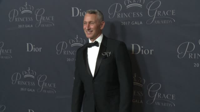 Princess Grace Awards Gala With Presenting Sponsor Christian Dior Couture at The Beverly Hilton Hotel on October 25 2017 in Beverly Hills California