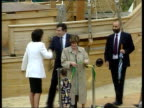 Princess of Wales memorial playground opens aNN LIBBY WIENER London Kensington EXT Stream leading to pirate ship in playground built as a memorial to...