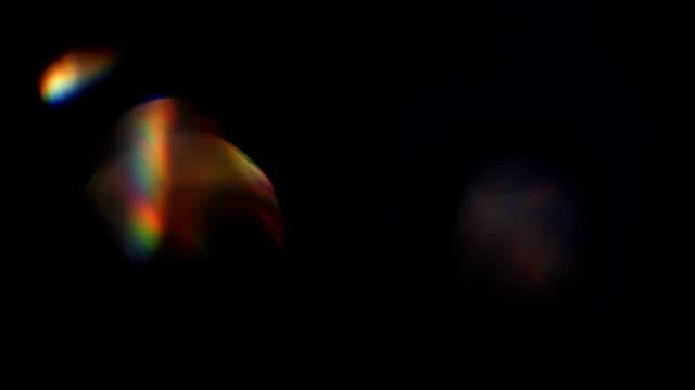 prismatic, chromatische Blendenfleck-Effekt