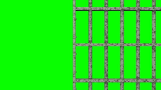 Prison Bar Animation