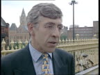 Compensation EXT Manchester CMS Jack Straw MP intvw SOT Sentencing system in chaos / Howard must take responsibilty Wormwood Scrubs CMS Barbed wire...